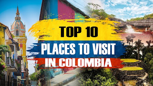 Places to Visit in Colombia That You've Never Seen Before